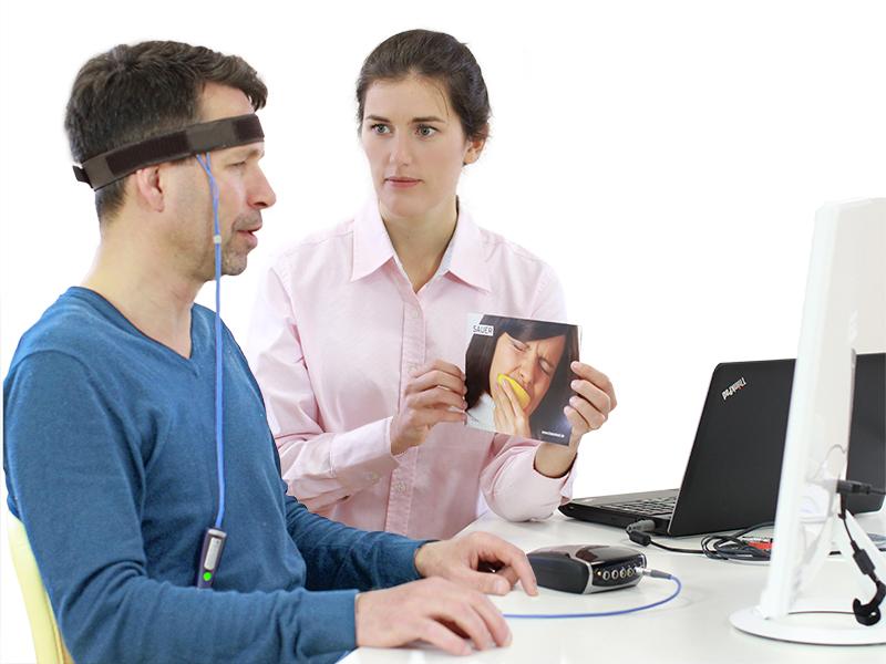 Neurofeedback Sitzung